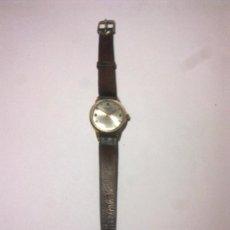 Relojes de pulsera: RELOJ CAUNY CADET 17 RUBIS CUERDA FUNCIONA. Lote 38530897
