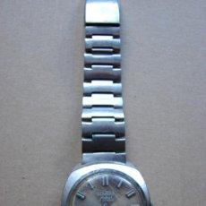 Relojes de pulsera: ANTIGUO RELOJ DE PULSERA DE CABALLERO. DUWARD. FUNCIONA. Lote 31294730