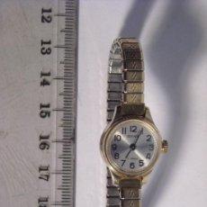 Relojes de pulsera: ANTIGUO RELOJ DE SEÑORA SEKONDA 17 JEWELS USSR. Lote 31303759