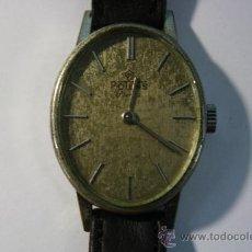 Relojes de pulsera: RELOJ SUIZO DE SEÑORA OVALADO POTENS PRIMA - FUNCIONANDO. Lote 31332712
