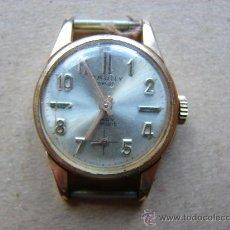 Relojes de pulsera: RELOJ ATIGUO DE PULSERA DE SEÑORA. CAUNY. FUNCIONA. Lote 31414026