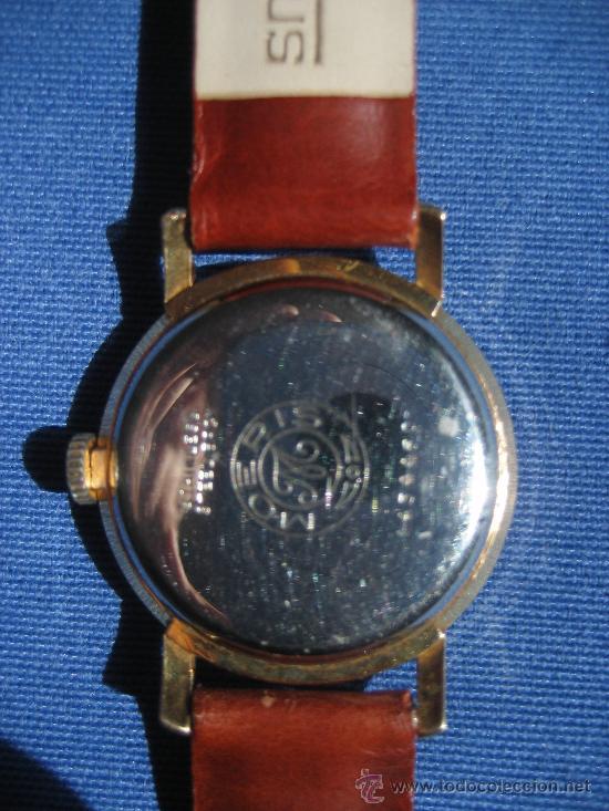Relojes de pulsera: RELOJ MOERIS SUIZO PARA CADETE FUNCIONA CORRECTAMENTE - Foto 3 - 31782284