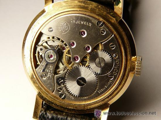 Relojes de pulsera: RELOJ MOERIS SUIZO PARA CADETE FUNCIONA CORRECTAMENTE - Foto 6 - 31782284