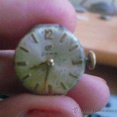 Relojes de pulsera: MAQUINARIA Y ESFERA CYMA . Lote 37929715