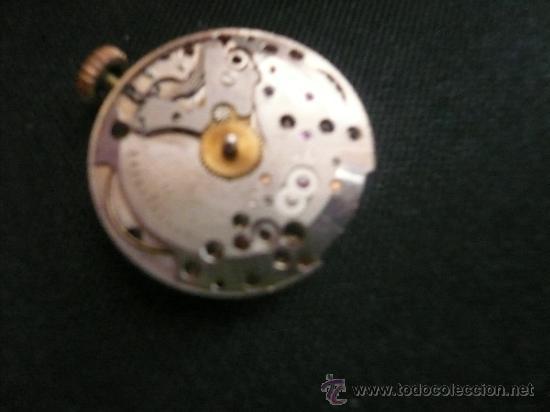 MAQUINARIA FORMIDA (Relojes - Pulsera Carga Manual)