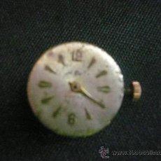 Relojes de pulsera: ESFERA Y MAQUINARIA DE RELOJ DE SEÑORA . Lote 37929996