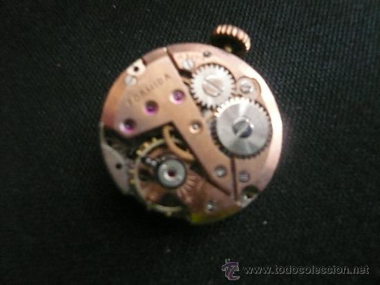 Relojes de pulsera: MAQUINARIA FORMIDA - Foto 3 - 37929885