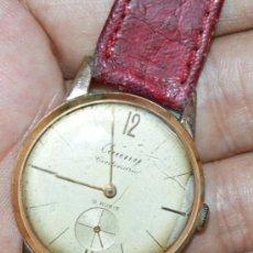Relojes de pulsera: RELOJ CAUNY. Lote 31987083