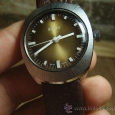 Relojes de pulsera: RELOJ ANTIGUO PERO NUEVO AÑOS 70. Lote 67056911