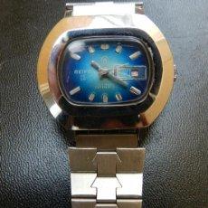 Relojes de pulsera: PRECIOSO RELOJ VINTAGE / RETRO SEIKO 23 CON CALENDARIO.AÑOS 70, FUNCIONANDO PERFECTO. Lote 32174474