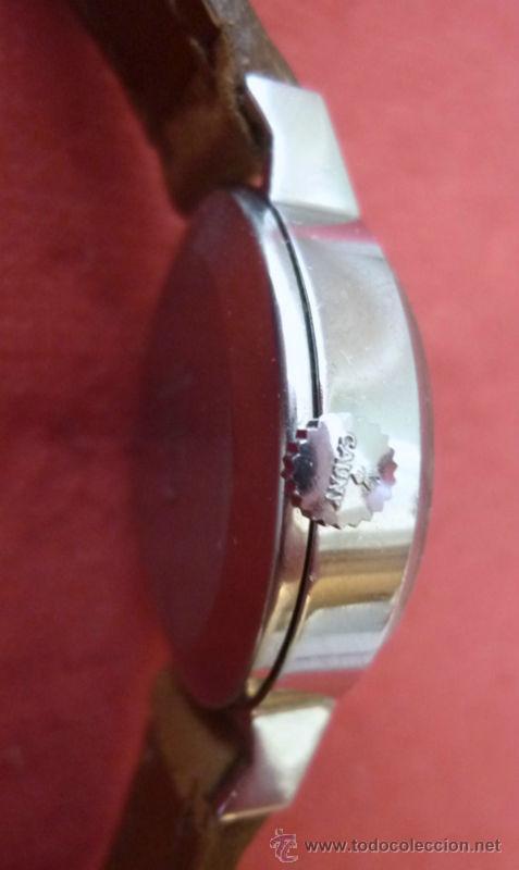 Relojes de pulsera: reloj cauny vintage - Foto 4 - 32269199