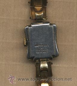 Relojes de pulsera: Lanco. Reloj pulsera. Swiss made. No funciona. - Foto 2 - 32323244