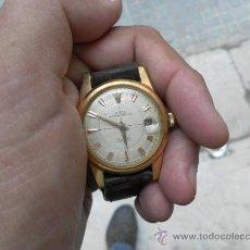 Relojes de pulsera: ANTIGUO RELOJ DE PULSERA. BUTEX. ORO DE 18 QUILATES. EN ESTADO DE MARCHA. Lote 32343129