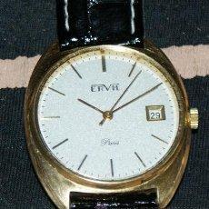 Relojes de pulsera: RELOJ ERVIL. Lote 32359197