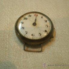 Relojes de pulsera: RELOJ DE PLATA 800. Lote 32397795