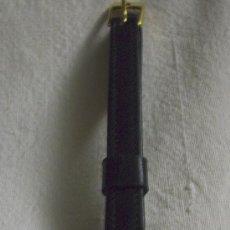 Relojes de pulsera: RELOJ DE ORO CRISTAL WATCH 17 RUBIES ANTIMAGNETIC. Lote 32636573