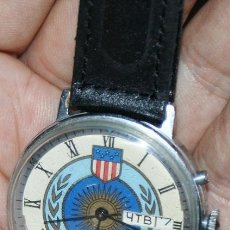Relojes de pulsera: RELOJ MADE IN URSS. Lote 32796350
