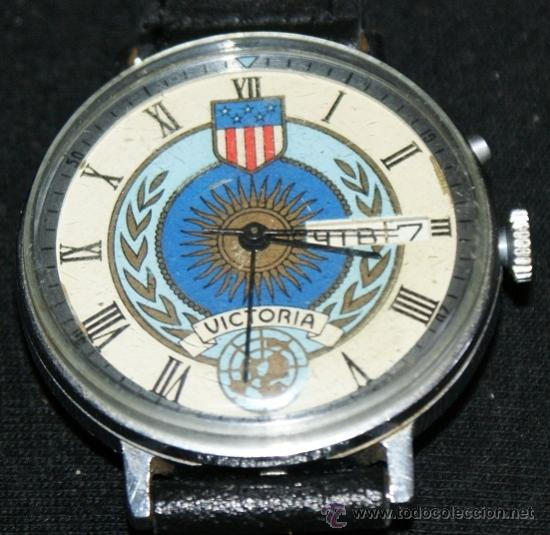 Wristwatches: RELOJ MADE IN URSS - Foto 3 - 32796350