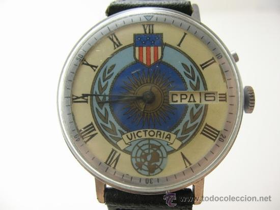 Relojes de pulsera: RELOJ MADE IN URSS - Foto 4 - 32796350