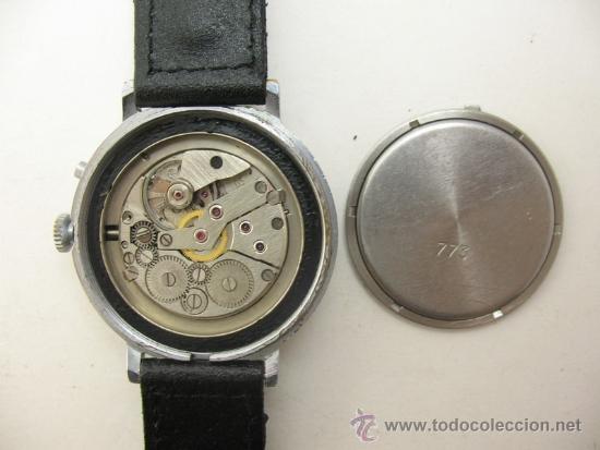 Relojes de pulsera: RELOJ MADE IN URSS - Foto 6 - 32796350