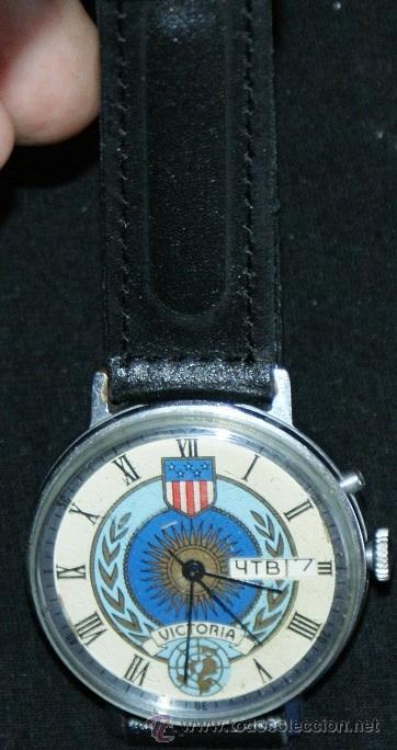Wristwatches: RELOJ MADE IN URSS - Foto 8 - 32796350