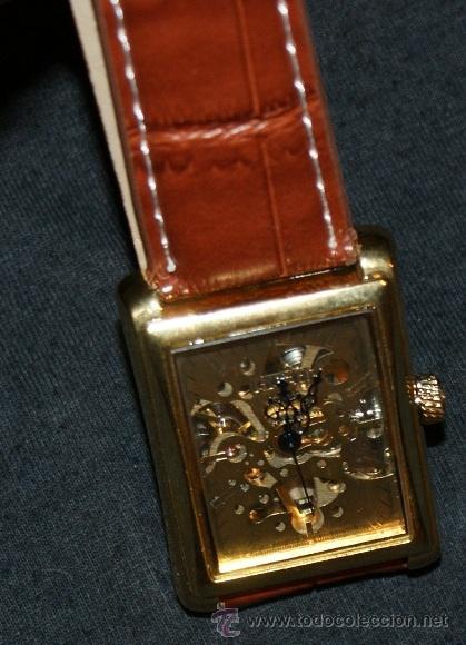 Relojes de pulsera: RELOJ CARGA MANUAL - Foto 3 - 148096969