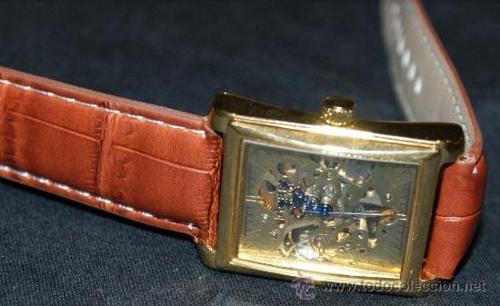 Relojes de pulsera: RELOJ CARGA MANUAL - Foto 4 - 148096969