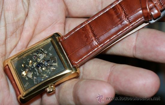 Relojes de pulsera: RELOJ CARGA MANUAL - Foto 5 - 148096969