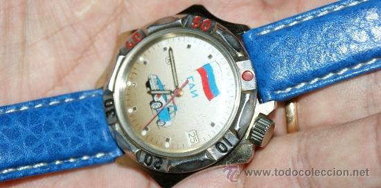 RELOJ URSS MECÁNICO (Relojes - Pulsera Carga Manual)
