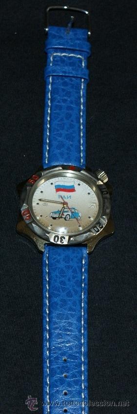 Relojes de pulsera: RELOJ URSS MECÁNICO - Foto 2 - 32986045
