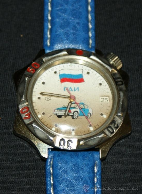 Relojes de pulsera: RELOJ URSS MECÁNICO - Foto 3 - 32986045