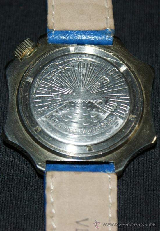 Relojes de pulsera: RELOJ URSS MECÁNICO - Foto 4 - 32986045