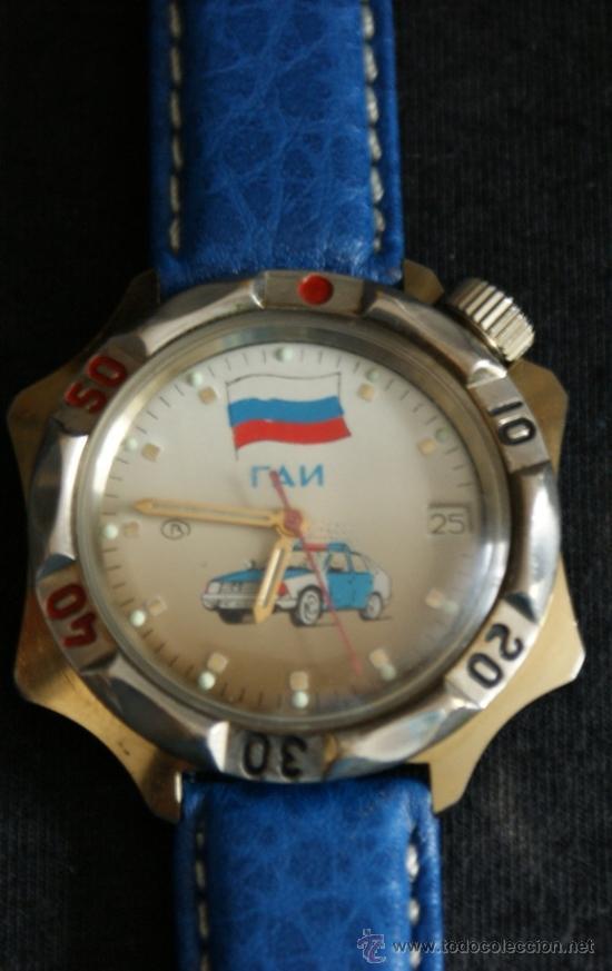 Relojes de pulsera: RELOJ URSS MECÁNICO - Foto 5 - 32986045
