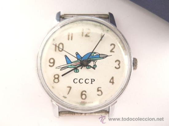Relojes de pulsera: reloj de la antigua urss - Foto 4 - 33008687