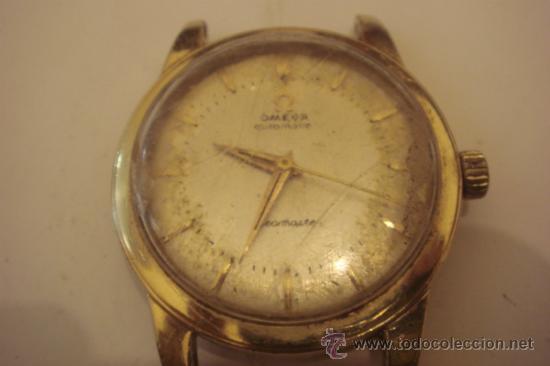 nueva selección Descubrir genuino mejor calificado Reloj de pulsera omega seamaster automatico dia - Vendido en ...