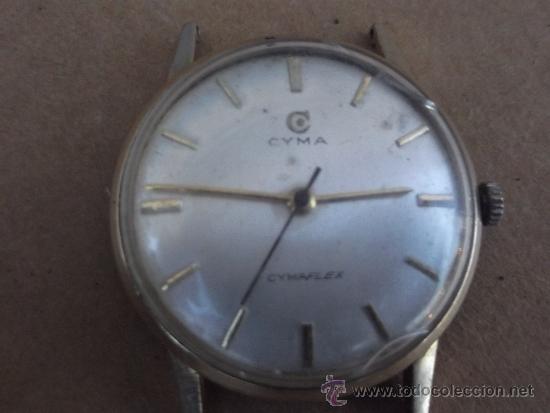 RELOJ ANTIGUO MARCA CIMA AÑOS 30 DE COLECION MIRA (Relojes - Pulsera Carga Manual)