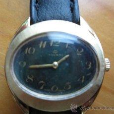 Relojes de pulsera: RELOJ MOVADO MECANICO FUNCIONANDO. Lote 34198913