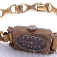 Relojes de pulsera: ANTIGUO RELOJ SEÑORA DIAMANT ANTICHOC ZRG. Lote 34434482