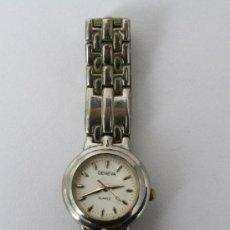 Relojes de pulsera: RELOJ SEÑORA GENEVA. Lote 34713127