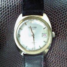 Relojes de pulsera: RELOJ MARCA THERMIDOR DE CUERDA 17 RUBIS. Lote 35000613