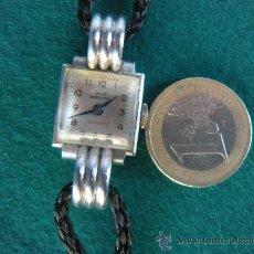 Relojes de pulsera: PRECIOSO RELOJ DE SEÑORA MARCA CAUNY. ANCRE 15 RUBIS ANTIMAGNETIC. Lote 35640717