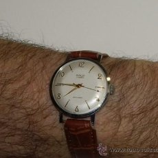 Relojes de pulsera: RELOJ MARCA SOLO. Lote 36055675