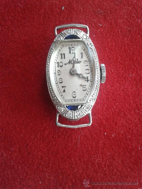 3dd4d12f2545 Reloj mido de sra. oro blanco y diamantes - Sold through Direct Sale ...
