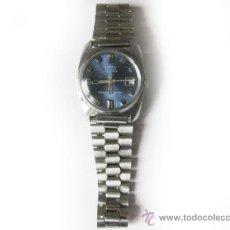 Relojes de pulsera: RELOJ CALENDARIO VINTAGE ZONIKU DE LUXE. Lote 36252938