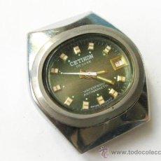 Relojes de pulsera: RELOJ DE PULSERA MARCA CETIKON CON CALENDARIO - VINTAGE. Lote 36288539