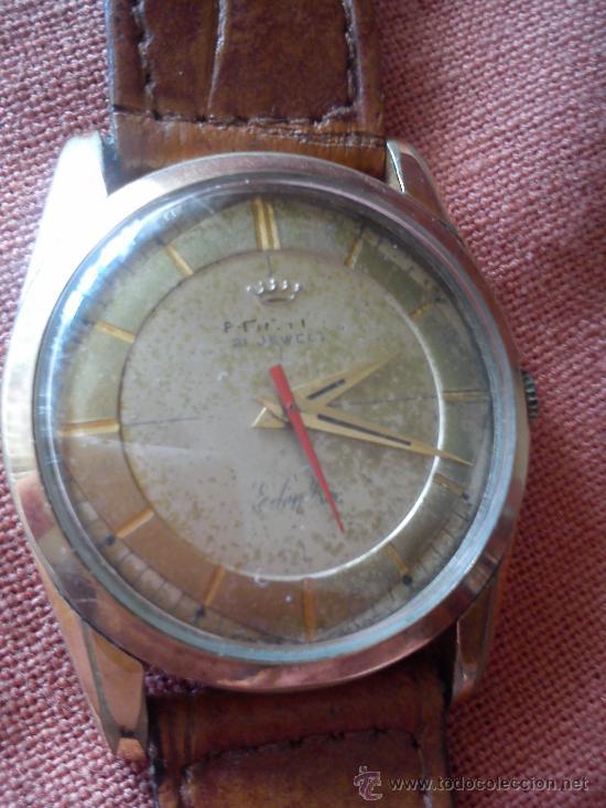 RELOJ FORTIS EDEN ROC (Relojes - Pulsera Carga Manual)
