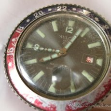 Relojes de pulsera: RELOJ DE PULSERA MARCA MULCO 23 NAVY TIME 200. Lote 36674836