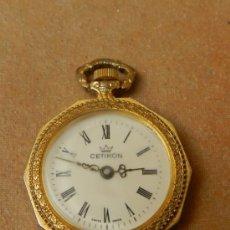 Relojes de pulsera: PRECIOSO RELOJ CETIKON A CUERDA CON MAQUINARIA SUIZA, FUNCIONANDO, AÑOS 60. Lote 36696976