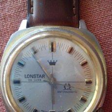 Relojes de pulsera: RELOJ LONSTAR. Lote 36721332