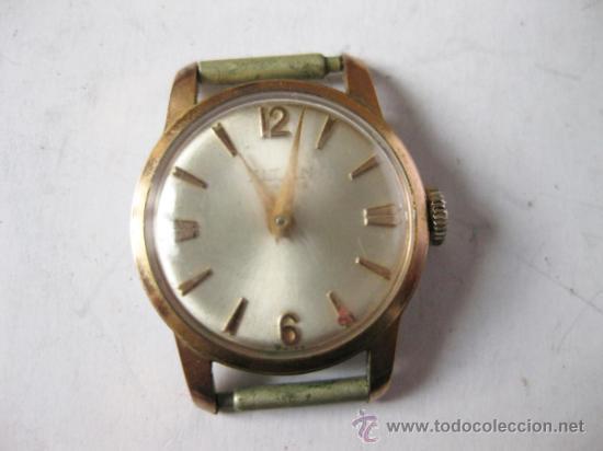 En Reloj Titan Oro Mujer Chapado De 9e2HYEbDIW